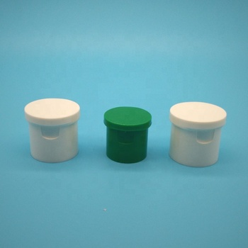 PP dispenser flip plastic top bottle cap screw flip type plastic lid closure