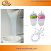 Baby Nipples Injection Molding Liquid Food Grade Silicone Rubber