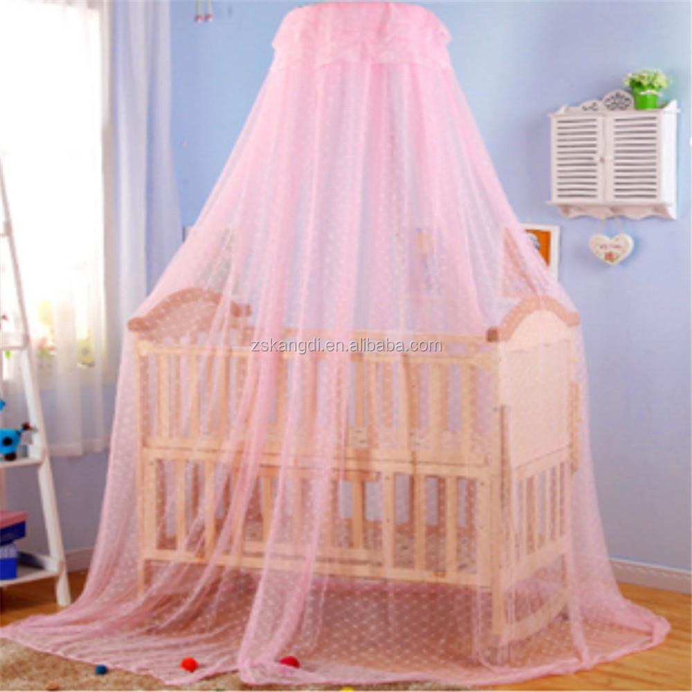 nios bed canopy ronda mosquitera cpula colgante cortina beb nios dormitorio