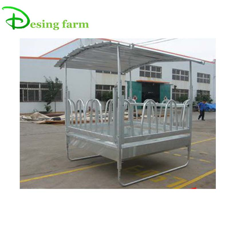 heavy duty livestock hay feeder factory price