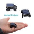 Mini Car Solar Power Jssolar Mini Car Solar Power Toy Car Racer Educational Gadget Children Kid's Toys Small Solar Panel JSSolar