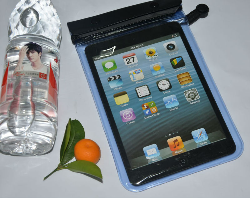 Waterproof DirtProof Case Pouch Dry Bag For Apple Mini iPad
