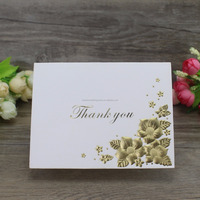 Wholesale Customized Cheap Greeting Cards Thank you Card
