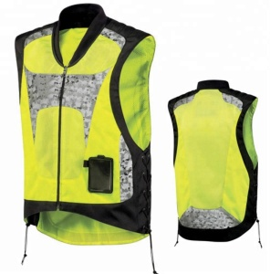 Reflective motorcycle off-road riding racing safety vest Jersey jacket