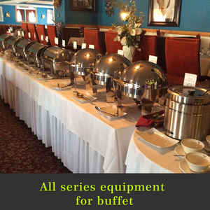 Buffet chafing dish all types dishes