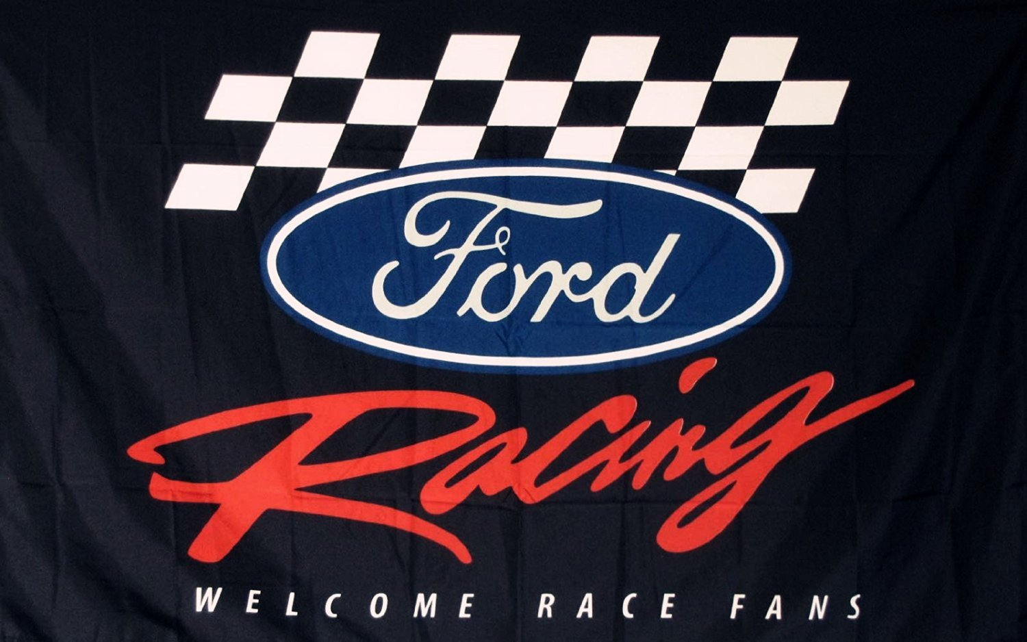 Buy Ford Racing Banner Ford Flag Ford Racing Flag Ford Banner Ford - Car show flags