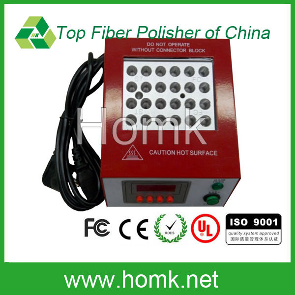 LC connector fiber curing oven, optical fiber curing oven for LC fiber connector