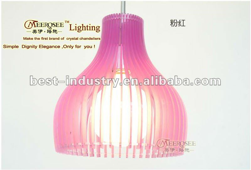 2012 Sep cute modern bedroom chandelier,mini chandelier for kids and girls(different color available),Meerosee Lighting