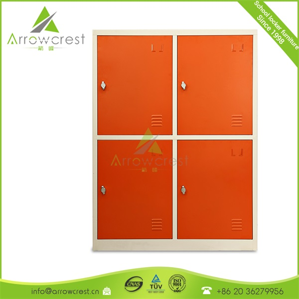 High quality competitive price half height metal foot lockers