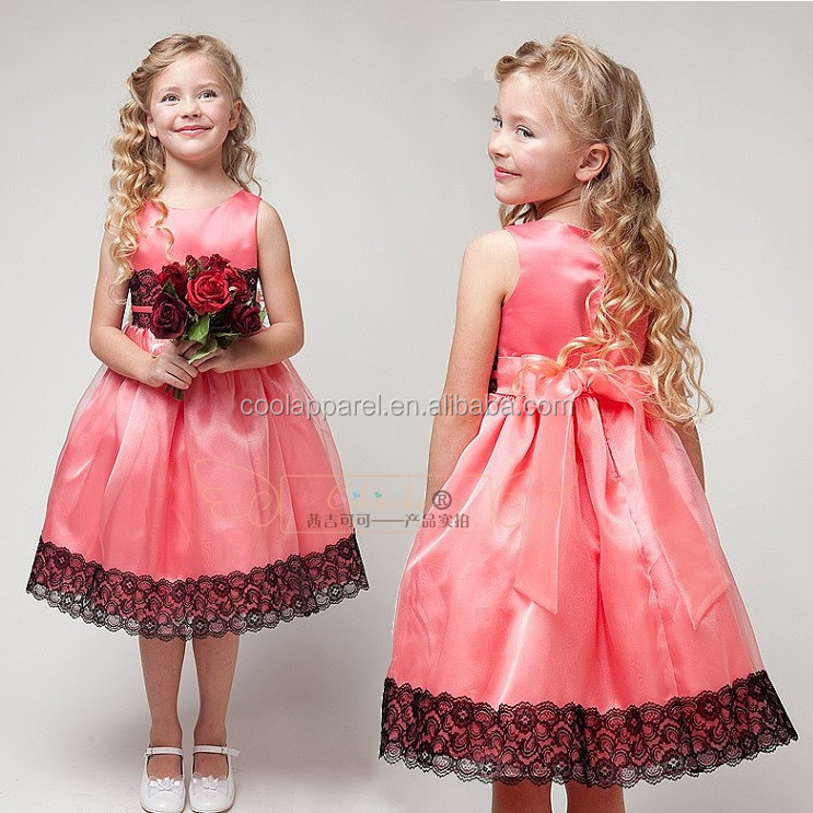Cumplea os elegante vestido vestidos ni as desfile - Cumpleanos para ninos de diez anos ...