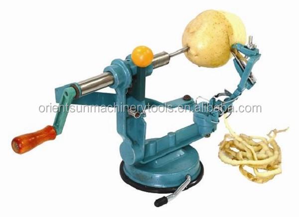 aardappelschiller spiraal