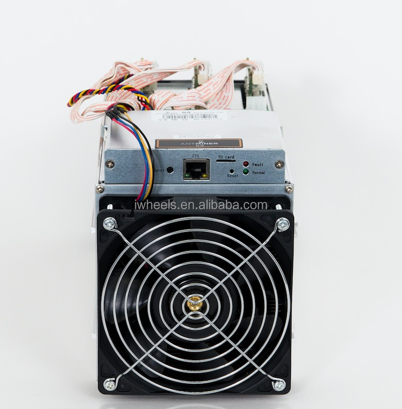 2018 In Stock Brand New Bitcoin Miner Fast Antminer S9 13.5T ASIC Chip Ready for Shipping