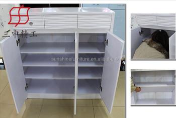 Attirant Living Room Furniture Type Wooden Modern Shoe Cabinet/Shoe Rack/Shoe Case