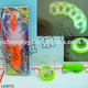 New hot sale spinning top light up gyro wheel