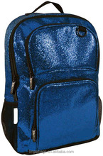 Unique leisure backpack fashion tote glitter backpack