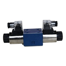 4WE6E61 Rexroth 유형 DC24V 유압 <span class=keywords><strong>솔레노이드</strong></span> <span class=keywords><strong>밸브</strong></span>