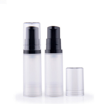 ff8922d1b524 Cosmetic Packing Clear Pet Plastic Foam 30ml Airless Pump Bottle White  Round Airless Pump Cosmetics Bottle 30ml - Buy 50ml Cosmetic Foam Pump ...