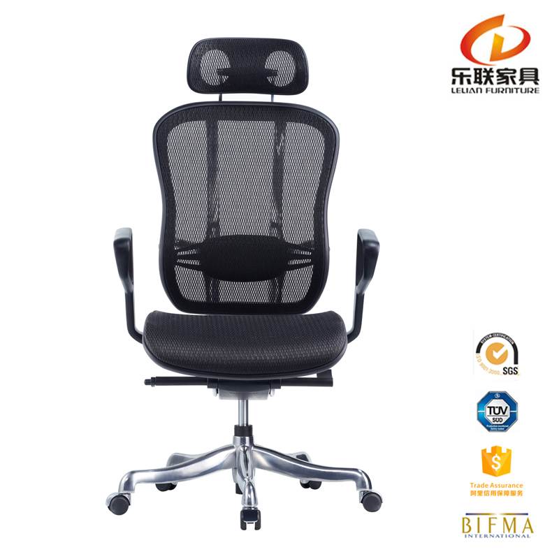 COZY-A1-M ergonomic office furniture executive full mesh chair used in high end office