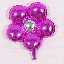 New Year Christmas Foil Helium Balloon for Birthday Party Decoration Kids