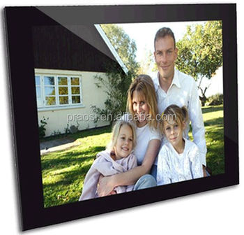 Solar Powered Battery Powered Usd Powered Digital Photo Frame 17