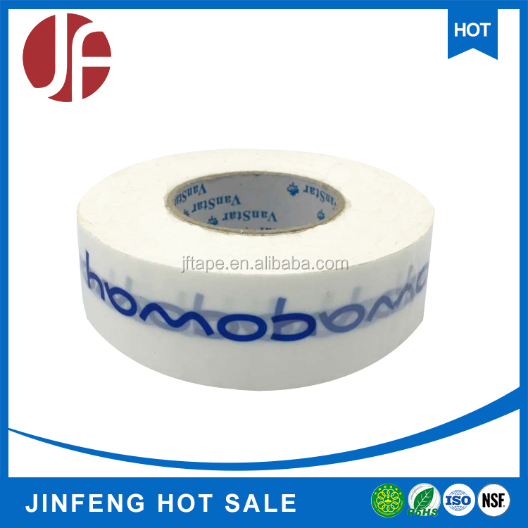Professional manufacture cheap simple design offer printed bopp tape
