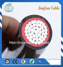 self supporting and supporting core Aerial Bundle Conductor ABC Cable
