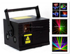 New design!!!!!!!!!!!2014 Guangzhou KIYA Lighting 3W RGB animation (high configuration)high power laser