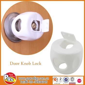Child Proof Rubber Door Handle Cover Silicone Door Handle Cover