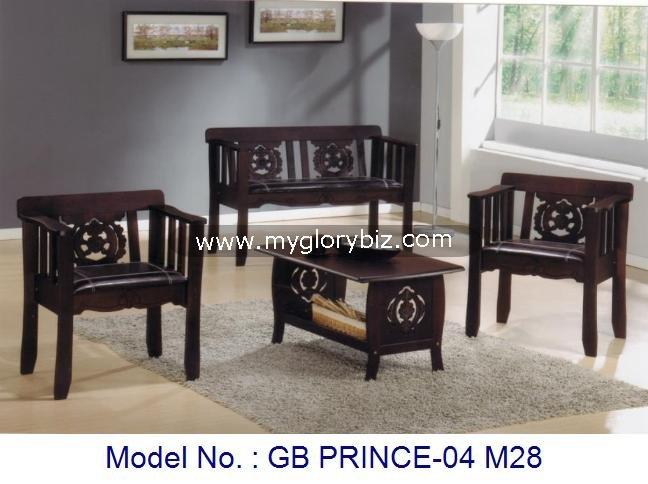 Living room sets, Sofás de madera, Muebles de madera, Sofá-Sofás ...