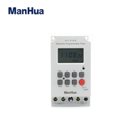 ManHua MT316s summer cooling time control 30A timer 230VAC digital programmable time switch