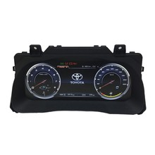 12.3inches digital speedometer corolla for Prado auto speed meter Highlander with multi function