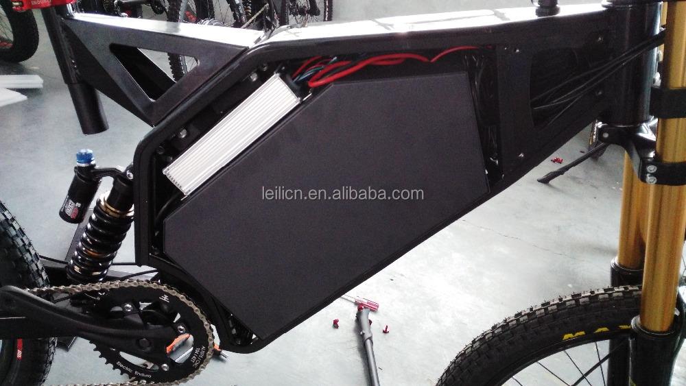 350w-5000w Enduro Ebike Frame!!! Electric Mountain Bike Frame - Buy ...