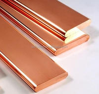Various series solid flat electric copper bus bar copper flat bar