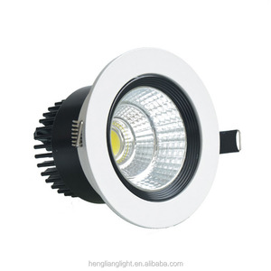 IP67 IP rating adjustable angle led downlight with 120mm cut out