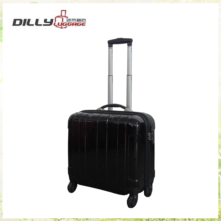 17'' abs +pc trolley laptop hard case, laptop suitcase
