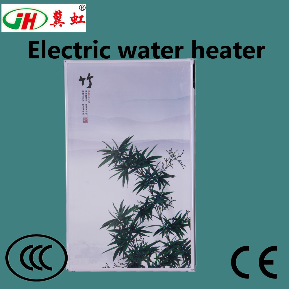 non electric water heater heat pomp metal shell