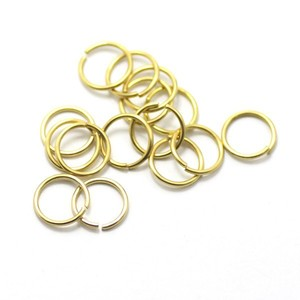 split rings 12mm ring parts to make jewelry jewelry metal parts