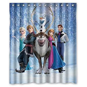 Get Quotations Win Ing Frozen Disney 02 Printed Umbrella Custom Shower Curtain 60w