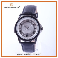 Assisi New Design Customized Waterproof Fashion men Watches