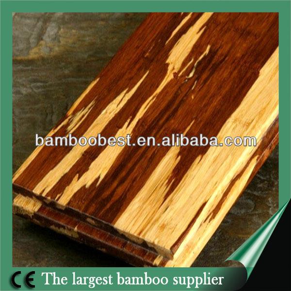 Zebra stripe bamboo flooring floor matttroy for Zebra strand bamboo flooring