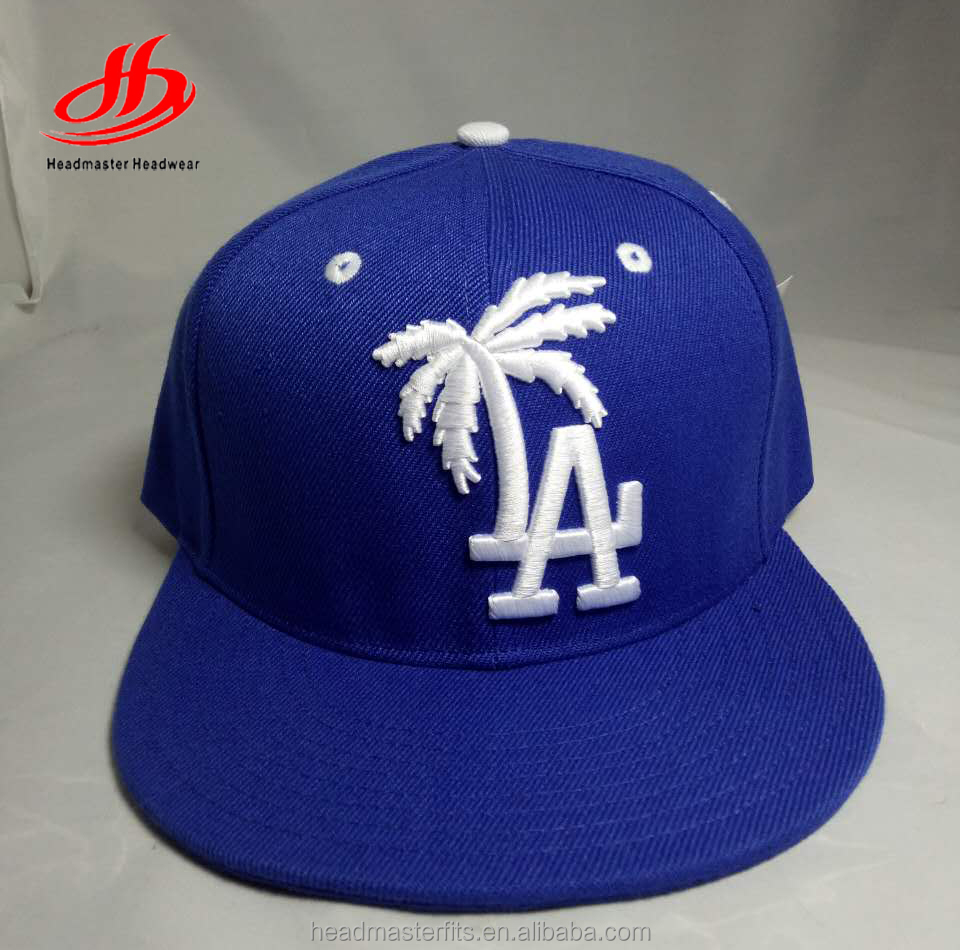 Custom 3d Puff Embroidery Snapback Hat Buy 3d Puff Embroidery Hat