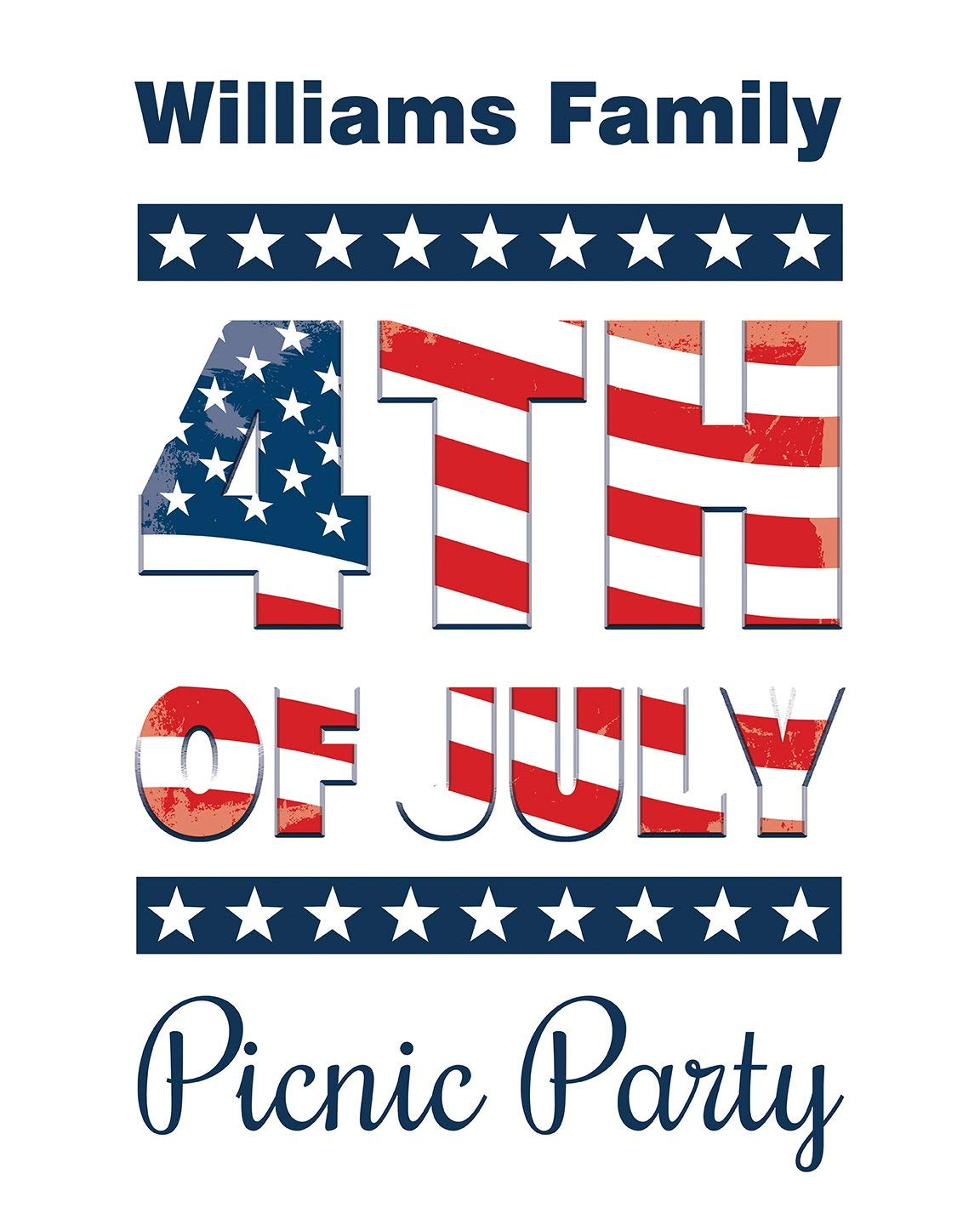 Family Reunion Shirt, 4th of July, Independence Day, Family Picnic Party, Independence Day T-Shirt, Custom America Shirt, American Flag Country Tee, Patriotic Shirt, America Theme Party, Custom Shirt