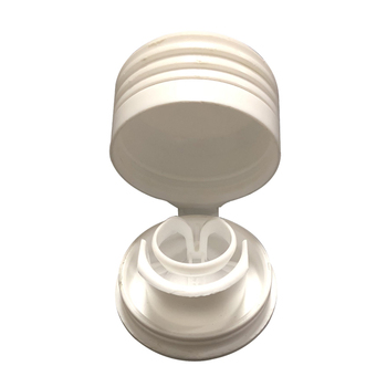 plastic cap for aerosol tin cans lids_pull ring cap for Sesame oil