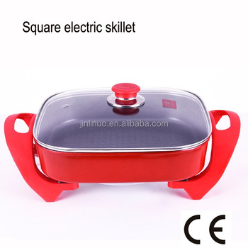 Induction Flat Stainless Steel Griddle Pan Big Comercial