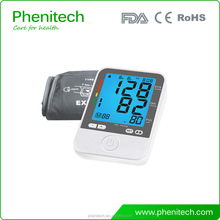 Home use digital arm type blood pressure monitor price with bluetooth
