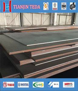 ASTM A285 GrA Boiler and Pressure Vessel Steel Plate