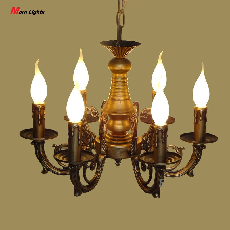 Factory Outlet Vintage Crystal Candle Lighting Rustic Matt: Popular Rustic Candle Chandelier-Buy Cheap Rustic Candle