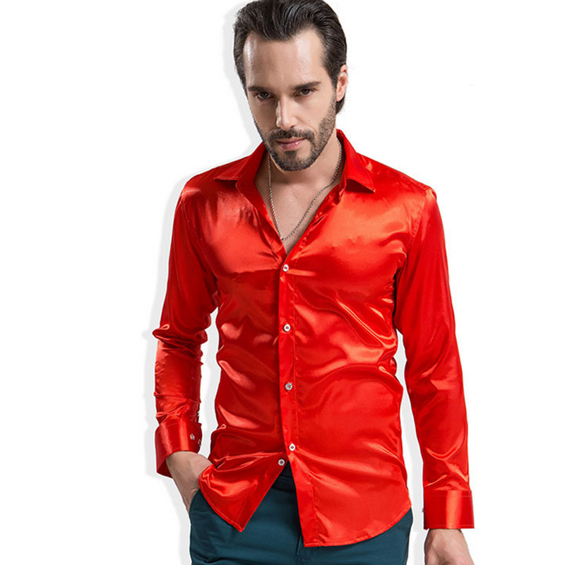 Cheap Long Sleeve Satin Shirt, find Long Sleeve Satin Shirt deals ...