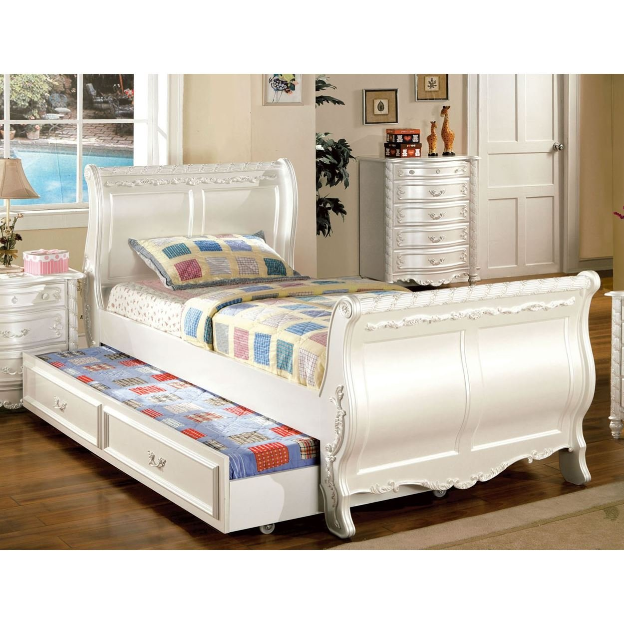 Cheap White Twin Sleigh Bed Find White Twin Sleigh Bed Deals On