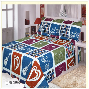 Indian Duvet Cover Mandala Ethnic Quilt Covers Throw Hand Screen Printed Doona Cover